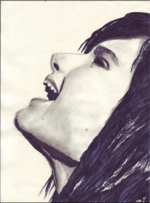 Bill Kaulitz by maivlys
